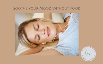 Soothe Your Mood Without Food